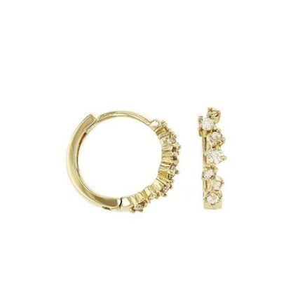Casual Style Handmade Party Style 14K Gold Elegant Style