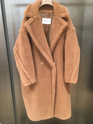 MaxMara TEDDY BEAR Teddy Bear Icon Coat
