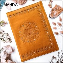 MAHIYA Unisex Studded Notebooks