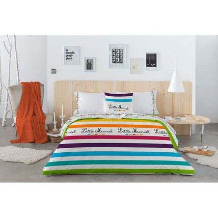 Stripes Unisex Pillowcases Comforter Covers Duvet Covers