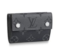 Louis Vuitton MONOGRAM Discovery Compact Wallet