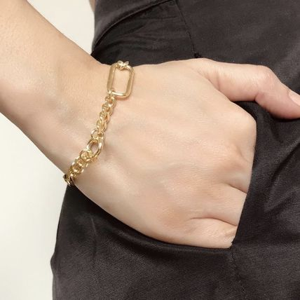 Casual Style Chain Party Style Brass Office Style 14K Gold