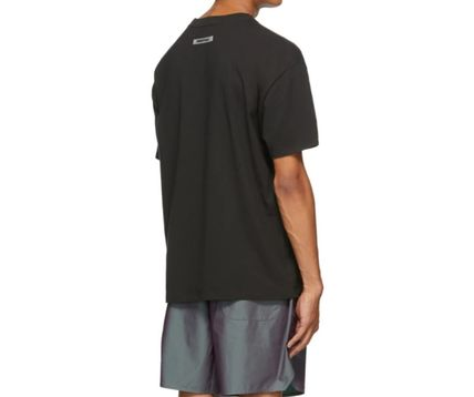FEAR OF GOD More T-Shirts Street Style Short Sleeves Oversized T-Shirts 3