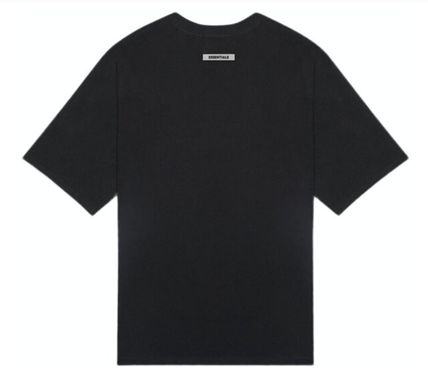 FEAR OF GOD More T-Shirts Street Style Short Sleeves Oversized T-Shirts 4