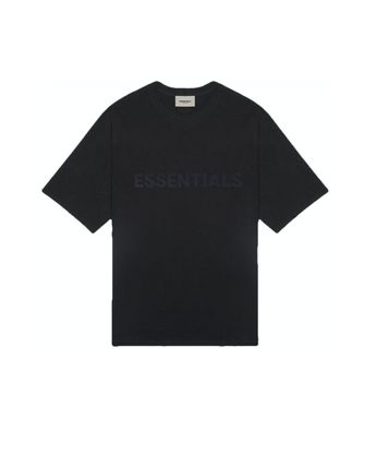FEAR OF GOD More T-Shirts Street Style Short Sleeves Oversized T-Shirts 5