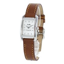 Coach Casual Style Square Party Style Quartz Watches Office Style