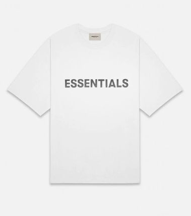 FEAR OF GOD More T-Shirts Unisex Street Style Short Sleeves Logo T-Shirts 2