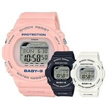 CASIO Casual Style Round Digital Watches