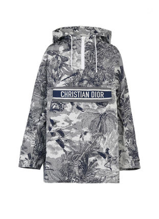 Christian Dior Hooded Anorak