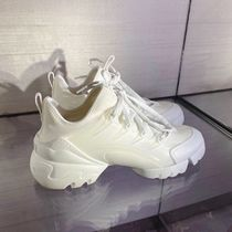 Christian Dior Casual Style Plain Logo Low-Top Sneakers