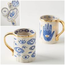 Anthropologie Unisex Handmade Cups & Mugs
