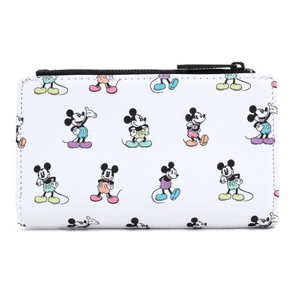 Disney×LoungeflyLong Mickeymouse Wallets