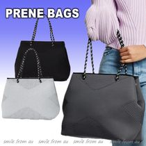 Prene Bags Casual Style A4 2WAY Totes