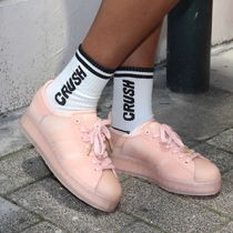 adidas SUPERSTAR Casual Style Street Style Low-Top Sneakers