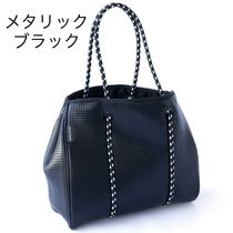 Prene Bags Casual Style A4 Office Style Totes