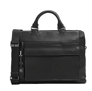 Plain Leather Logo Business & Briefcases
