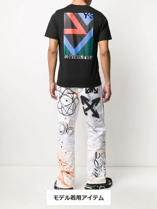 Y-3 More T-Shirts Street Style Designers T-Shirts 6