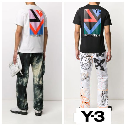 Y-3 More T-Shirts Street Style Designers T-Shirts 10