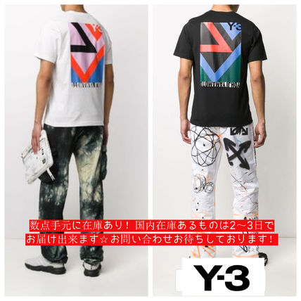 Y-3 More T-Shirts Street Style Designers T-Shirts