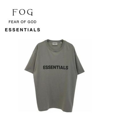 FEAR OF GOD More T-Shirts Unisex Street Style Cotton T-Shirts