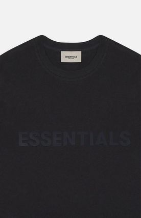FEAR OF GOD Crew Neck Crew Neck Unisex Street Style Collaboration Short Sleeves 5