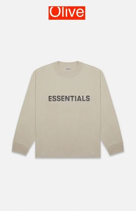 FEAR OF GOD Long Sleeve Unisex Street Style Collaboration Long Sleeves Oversized 17