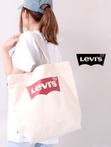 Levi's Casual Style Logo Totes