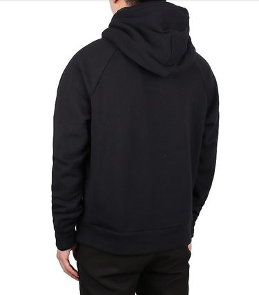 MONCLER Hoodies Street Style Long Sleeves Cotton Hoodies 5