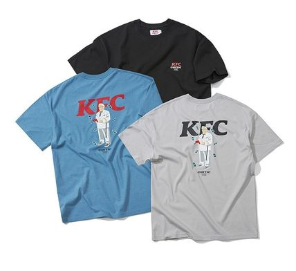 CRITIC More T-Shirts Unisex Street Style Cotton Short Sleeves T-Shirts 2