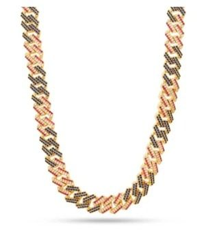 Other Plaid Patterns Unisex Street Style Chain