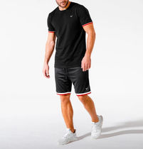 SQUAT WOLF Tops Street Style Activewear Tops 7