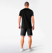 SQUAT WOLF Tops Street Style Activewear Tops 8