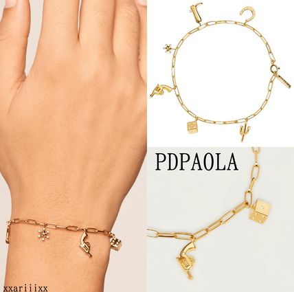 Casual Style Party Style 18K Gold Elegant Style Bridal