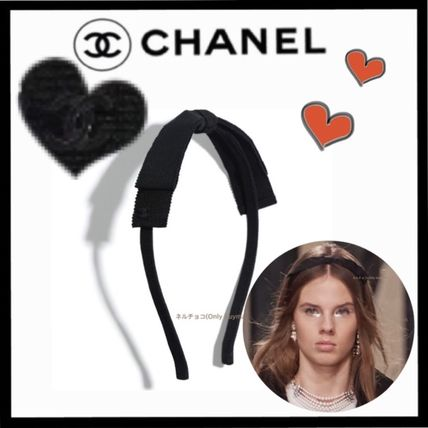 CHANEL ICON Elegant Style Hair Accessories