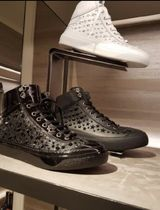 Jimmy Choo Star Unisex Studded Sneakers