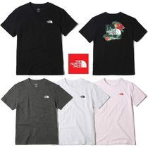 THE NORTH FACE WHITE LABEL Outdoor T-Shirts