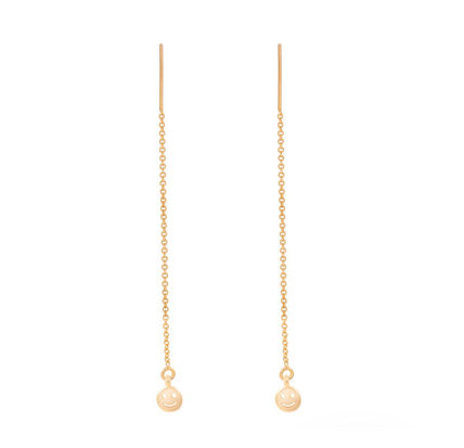 Costume Jewelry Casual Style Brass Office Style