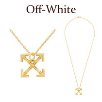 Off-White Logo Necklaces & Chokers