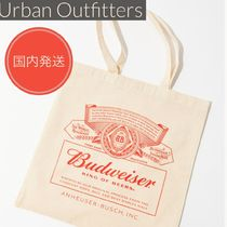 Urban Outfitters Casual Style Collaboration Totes