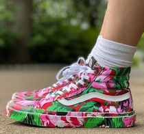 KENZO Street Style Collaboration Sneakers