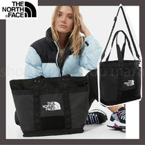 THE NORTH FACE Casual Style Unisex A4 2WAY Plain Crossbody Formal Style