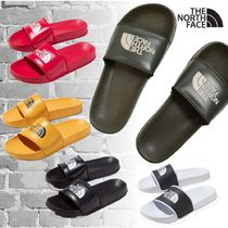 THE NORTH FACE Unisex Street Style Plain Sport Sandals Logo Sports Sandals