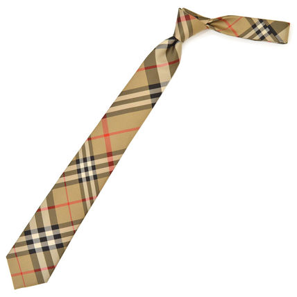 Burberry Other Plaid Patterns Silk Bridal Ties