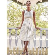 Boden Casual Style Sleeveless Party Style Elegant Style Dresses