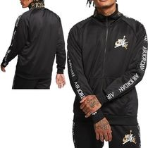 Nike AIR JORDAN Unisex Street Style Co-ord Sweats Two-Piece Sets
