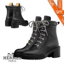 HERMES Bridge Ankle Boot