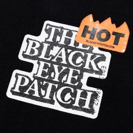 BlackEyePatch More T-Shirts Unisex Street Style Cotton Short Sleeves Skater Style 3