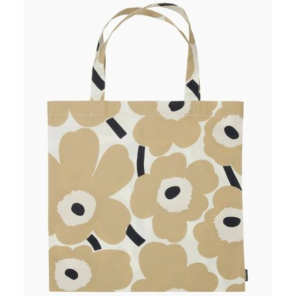 Flower Patterns Casual Style Unisex Street Style A4