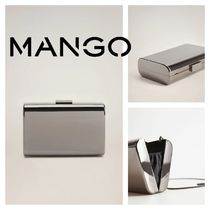 MANGO Party Style Elegant Style Party Bags