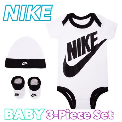 Nike Unisex Street Style Co-ord Baby Girl Dresses & Rompers